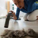 Пыльные места в доме