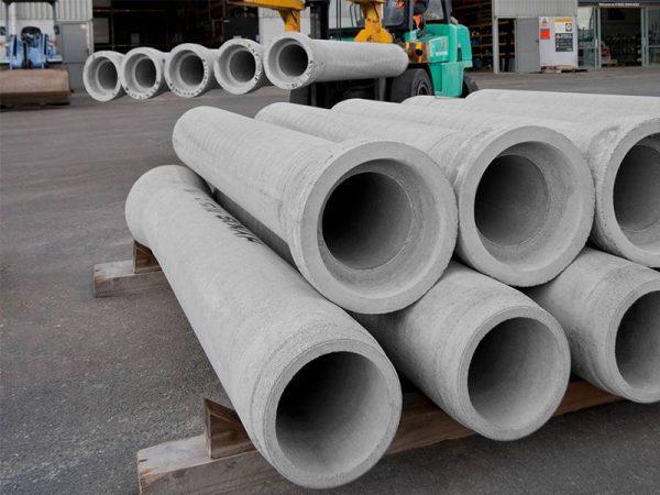 Трубы для бетонных канав