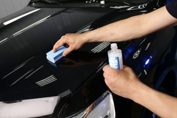 Жидкое стекло для автомобиля