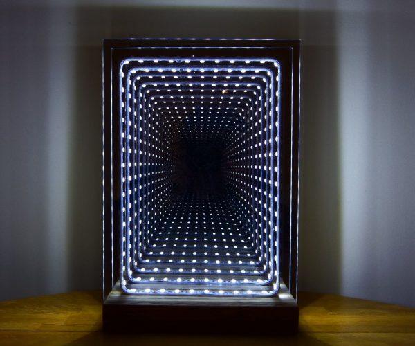 Эффект зеркального тоннеля