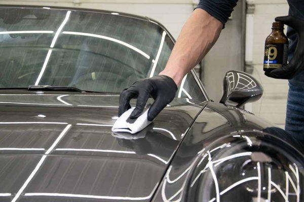Кварцевое покрытие для авто