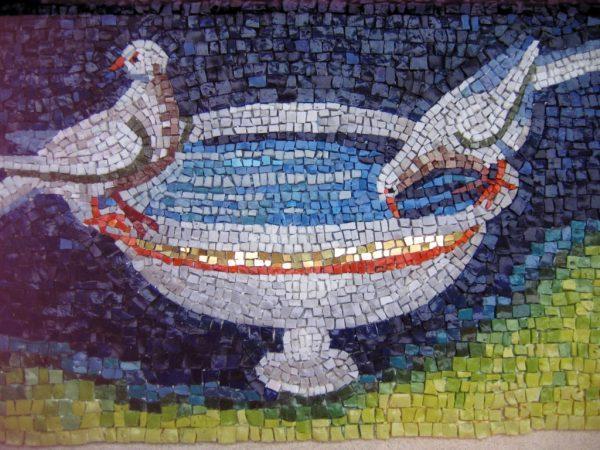 Мозаика смальтовая Византийская