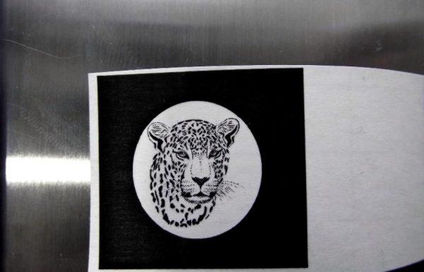 Распечатка рисунка на принтере
