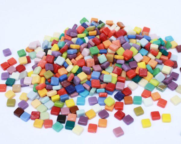 Смальта разноцветная
