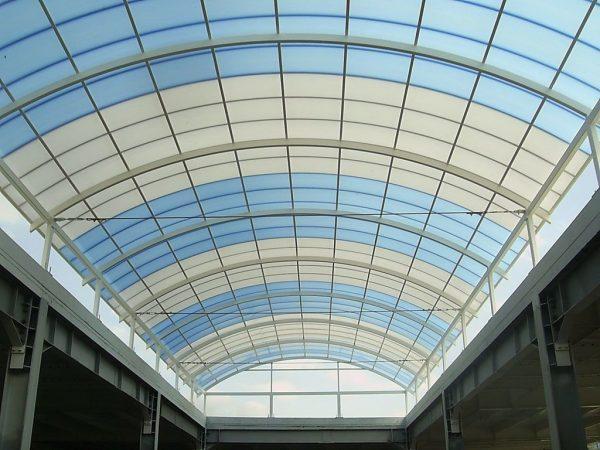 Светопрозрачные материалы в строительстве