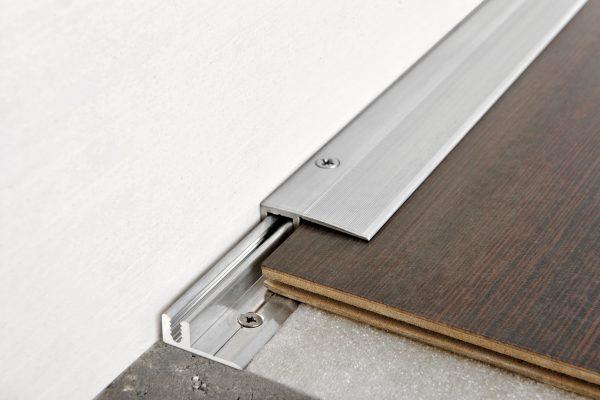 Алюминиевый окантовочный профиль