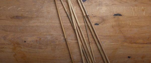 Бамбук для каркаса