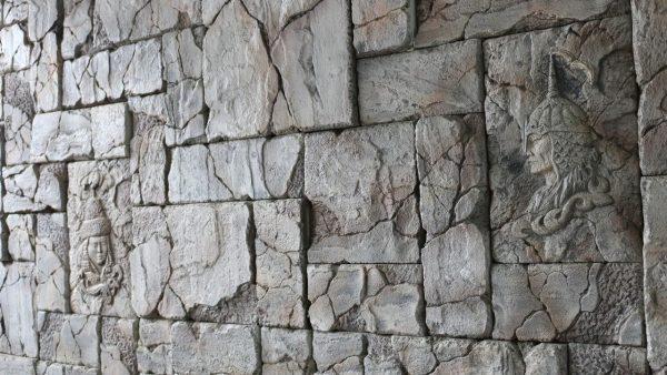 Имитация декоративного камня