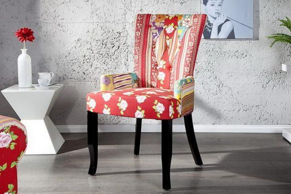Кресло, сделанное из стула