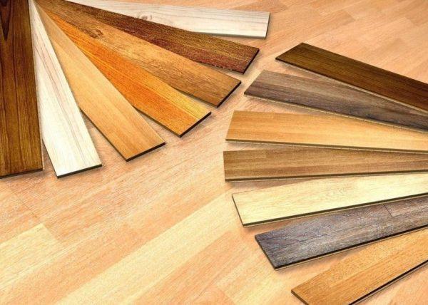Выбор ламината для потолка
