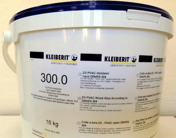 Клей для дерева однокомпонентный Kleiberit 300.0 DIN EN 204