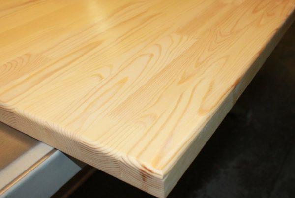 Кухонная столешница из сосны